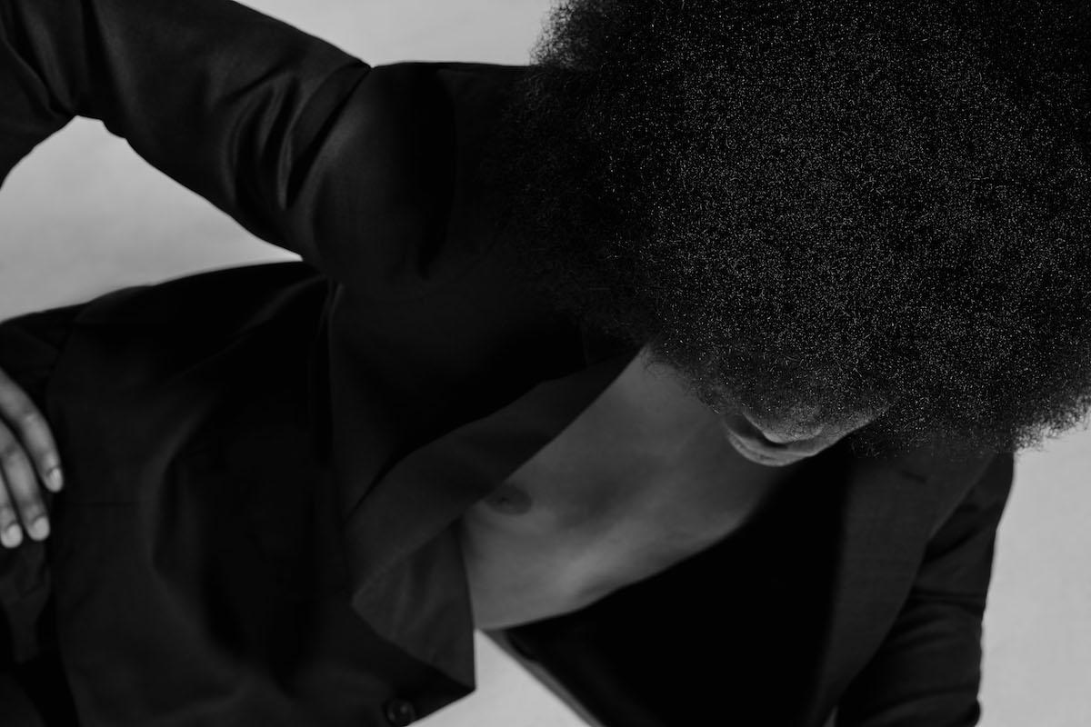 Jeremy O. Harris for Suited Magazine, Jacket: Dior Men